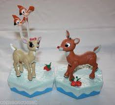 clarice build bear rudolph red nosed reindeer island