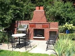 Outdoor Patio Fireplaces Brick Outdoor Fireplaces Creative Fireplaces Design Ideas