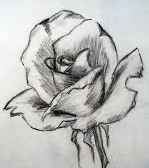 easy pencil drawings of flowers art by prem u2022 com sketch and