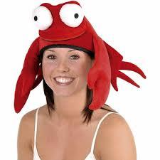 Crab Halloween Costume Crab Hat Insane