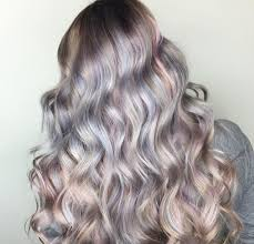 silver brown hair silver blonde hair 9 reasons why this striking hue is our latest