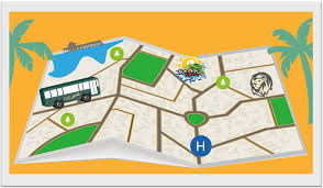 Metro Map Dc Trip Planner by Miami Bus Route Planner The Best Bus