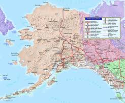 Maps Of Alaska by Alaska North To The Future