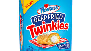 soon you u0027ll be able to have a deep fried twinkie anytime you want