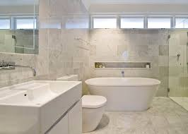 marble tile for bathroom home design minimalist complete carrara