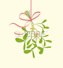 235 hanging mistletoe stock illustrations cliparts and royalty