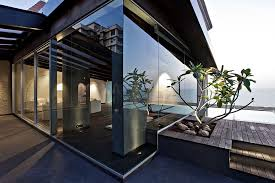 facing penthouse by abraham john architects