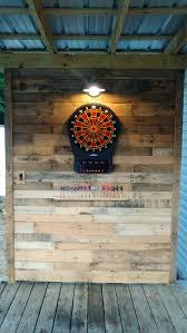 Cool Basements Dart Board Wall U2026 Such A Cool Idea For The Basement I Think Dan