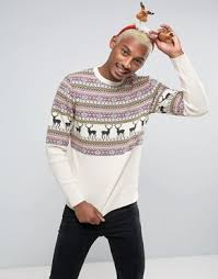 men u0026 39 s holidays sweaters novelty holidays sweaters asos