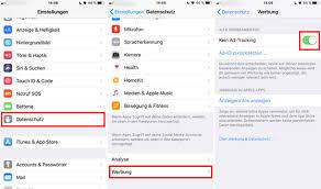 ad tracking android app und ad tracking für android und ios deaktivieren