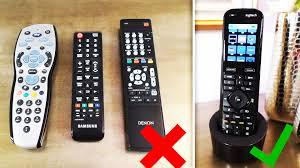harmony 650 manual a remote that controls everything logitech harmony elite youtube