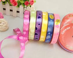 10 rolls wholesale wedding supplies printed ribbon roll gift