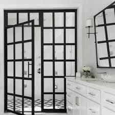 Frame Shower Door Bathroom Coastal Shower Doors In Dashing Black Multi Frame For