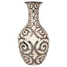 Decorative Vases Alluring Large Vase Home Design Ideas Plus Glass Vase In Floor