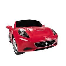 Ferrari California Hatchback - ferrari california electric 12v toys accessories kids