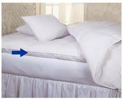 gorgeous queen feather mattress topper with best 25 queen mattress
