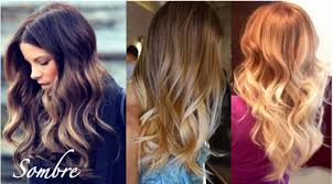 how to ambray hair ombre hair color girl inbetweenied