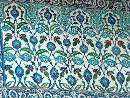 Ottoman Tiles The Tiles Of Ottoman Turkey And The Mosaics Of Byzantium Part Two