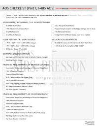 sample cover letter for uscis green card through marriage cover