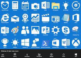 software gui design windows 10 user interface solution conceptdraw