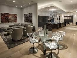 salon cuisine aire ouverte design interieur coin repas salon cuisine appartement aire ouverte
