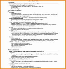 4 employment objective for resume mail clerked