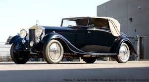 roll royce car 1950 h j mulliner rolls royce phantom ii continental drophead sedanca