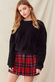 plaid skirt vintage pleated plaid skirt outfitters