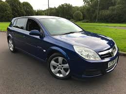 used vauxhall signum cars for sale motors co uk