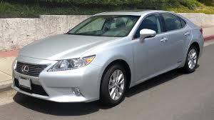 lexus es 350 rear bumper replacement lexus es wikipedia
