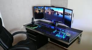 Custom Desk Computer Lovable Custom Desk Design Ideas Best Office Furniture Design