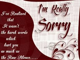 sorry greetings graphics pictures
