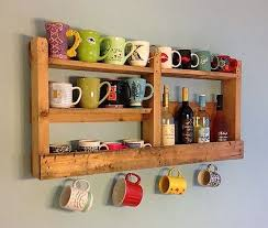 Kitchen Shelf Designs by 397 Best Pallet Shelves Images On Pinterest Pallet Ideas Pallet
