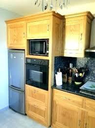 colonne meuble cuisine colonne de cuisine pour four encastrable cuisine pour four cuisine