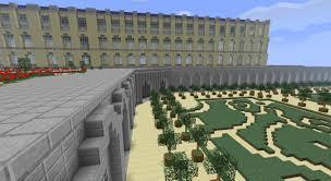 Versailles Garden Map Versailles Palace Minecraft Project