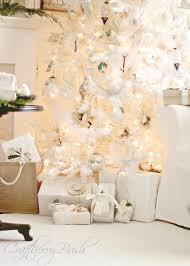 the white christmas tree u2026