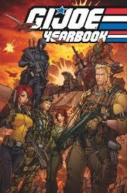 gi joe yearbook g i joe yearbook idw publishing
