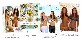 Plan by Nutrition Plan U2013 Tone It Up