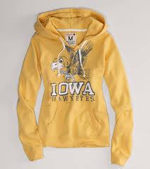 Cheap American Eagle Clothes American Eagle Iowa Hawkeyes Hoodie Football Love Pinterest
