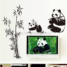 Stickers Salle De Bain Bambou by Comparer Les Prix Sur Bamboo Wall Stickers Online Shopping