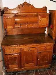 Old Kitchen Furniture Antique Pine Kitchen Cabinet