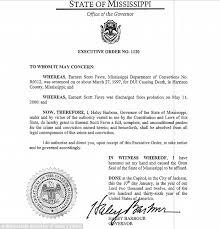 Mississippi travel documents images Haley barbour pardons mississippi attorney general jim hood plans jpg