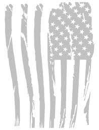 Flag With Tree And Moon Double Moon Roof Tattered Flag Rappygraphics Com