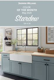 which sherwin williams paint is best for kitchen cabinets may color of the month sherwin williams home kitchens
