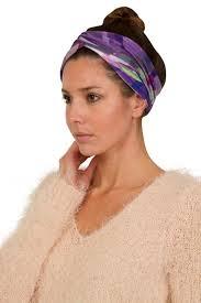 silk headband turban headband fabryan
