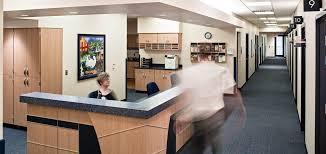 Pediatric Office Interior Design Calvin L Hinz Architects Boys Town Pediatric Clinic