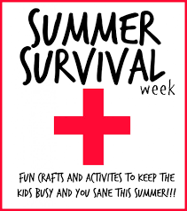 the complete roundup of kids crafts and activites for summer a