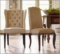 Pottery Barn Leather Dining Chair Nailhead Dining Chairs Pottery Barn Chairs Home Decorating