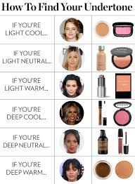 Best Hair Colors For Cool Skin Tones Beauty Breakdown How To Find Your Skin U0027s Undertones Skin