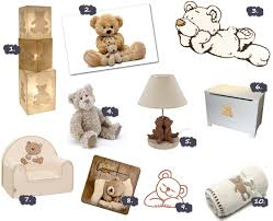 cadre ourson chambre bébé deco chambre bebe theme ourson visuel 8